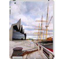 Riverside Museum iPad Case/Skin