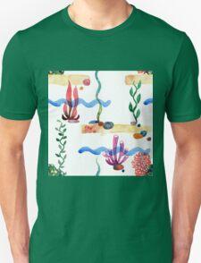 Sea pattern Unisex T-Shirt