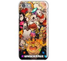 Awesome Undertale iPhone Case/Skin
