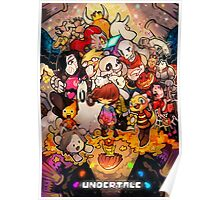 Awesome Undertale Poster