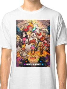 Awesome Undertale Classic T-Shirt