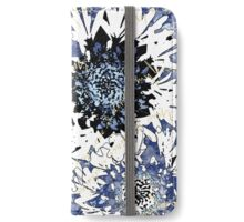 Your Fragrance is Divine My Love Blue iPhone Wallet/Case/Skin