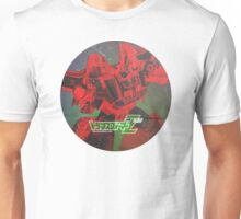 G1 Transformers Zone Poster Unisex T-Shirt