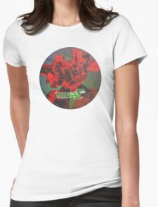 G1 Transformers Zone Poster Womens Fitted T-Shirt
