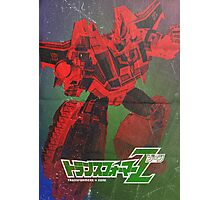 G1 Transformers Zone Poster Photographic Print