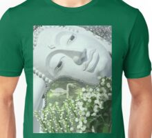 In the Garden - Quan Yin Lilies of the Valley Unisex T-Shirt