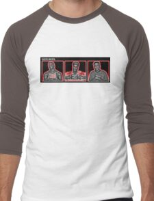 Geto Boys Men's Baseball ¾ T-Shirt