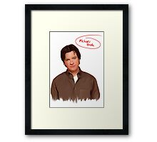Michael Bluth  Framed Print