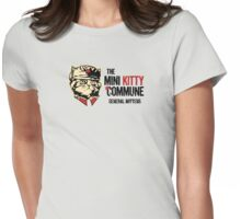 MKC Tag - Mittens Womens Fitted T-Shirt