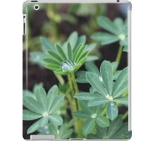 Raindrops  iPad Case/Skin
