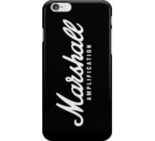 Marshall iPhone Case/Skin