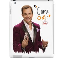 GOB with Quote iPad Case/Skin