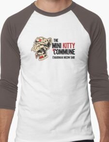 MKC Tag - Meow Men's Baseball ¾ T-Shirt
