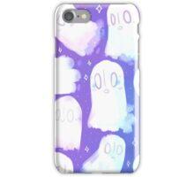 Napstablook - Undertale iPhone Case/Skin