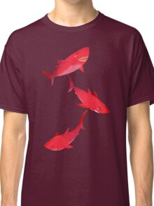 Sakura Shark Classic T-Shirt