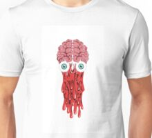squid ilustration Unisex T-Shirt