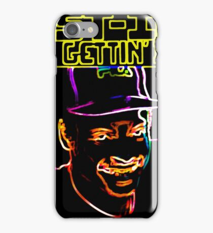 Just-Ice - Cold Gettin' Dumb iPhone Case/Skin