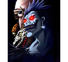 Death Note Ryuk Shinigami Photographic Print