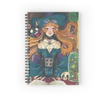 to cast a spell Spiral Notebook