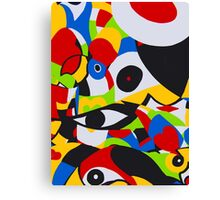RAINFOREST SMART PHONE CASE  (Tropics) Canvas Print