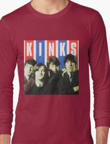 The Kinks Rock Band Long Sleeve T-Shirt