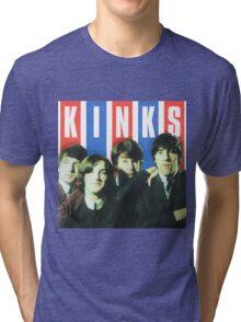 The Kinks Rock Band Tri-blend T-Shirt