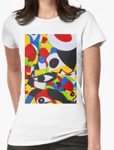 RAINFOREST SMART PHONE CASE  (Tropics) Womens Fitted T-Shirt