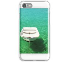 Dingy, SVG iPhone Case/Skin
