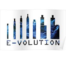 Vape Design Evolution 1 Poster