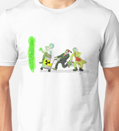 PlutoniumThieves  Unisex T-Shirt