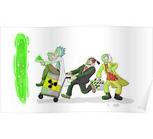 PlutoniumThieves  Poster