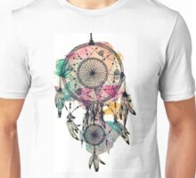 Watercolour Dreamcatcher Unisex T-Shirt