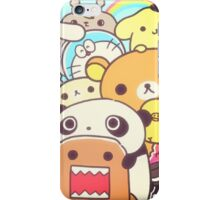 Kawaii collage  iPhone Case/Skin