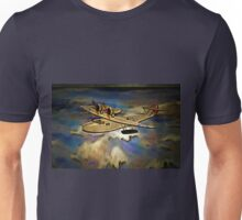 Saro Cloud A29 of the Royal Air Force Unisex T-Shirt