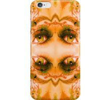 Eyes of a Mirror iPhone Case/Skin