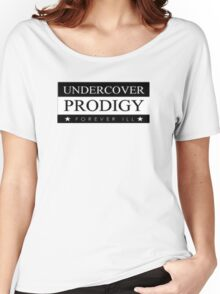 Hopsin - Undercover Prodigy  Women's Relaxed Fit T-Shirt