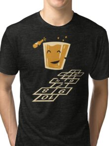 Hop-Scotch Tri-blend T-Shirt