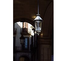 Hanging Lantern Photographic Print