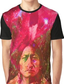 Ghost of Sitting Bull Graphic T-Shirt