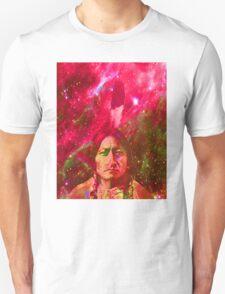 Ghost of Sitting Bull Unisex T-Shirt