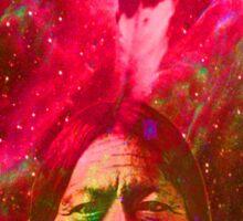 Ghost of Sitting Bull Sticker