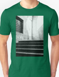 Architectural Stone Stairs Unisex T-Shirt