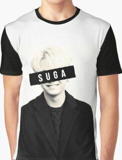BTS: SUGA Graphic T-Shirt