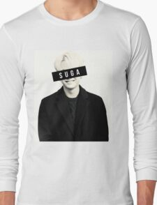 BTS: SUGA Long Sleeve T-Shirt