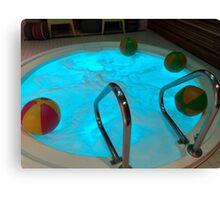 US - Illinois - Chicago - ACME Hotel Hot Tub Canvas Print