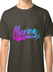 Marina and The Diamonds Classic T-Shirt