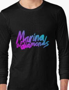 Marina and The Diamonds Long Sleeve T-Shirt