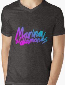Marina and The Diamonds Mens V-Neck T-Shirt