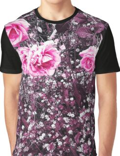 Nature Design Roses. ||By xxDenGraphic. Graphic T-Shirt