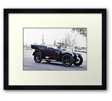 1914 Kissel Kar Touring Sedan Framed Print